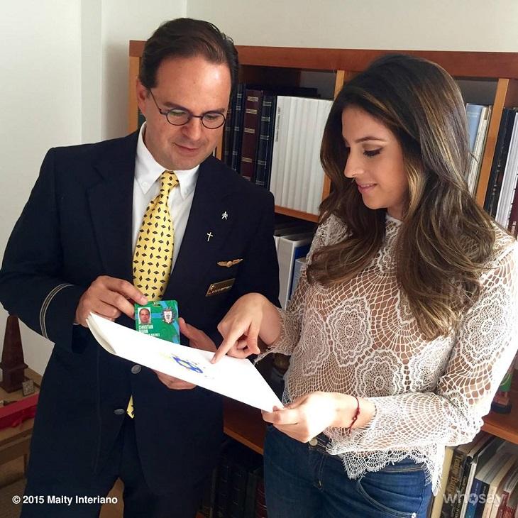 Entrevista con el asistente del vuelo Pastor 1, el avión que transportó al Papa Francisco en su reciente viaje.