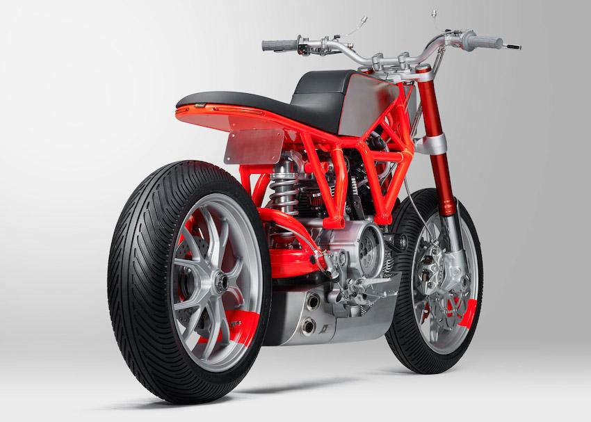 Untitled Motorcycles SF & MARIN presentan la muy provocativa «Ducati Scrambler»