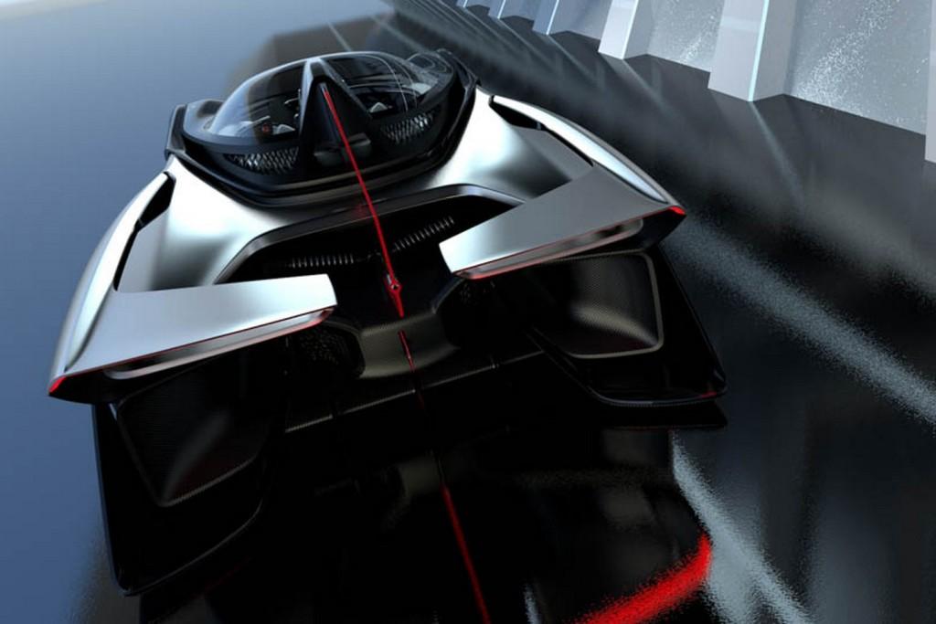 Faraday Future Presenta Elegante Concepto FFZERO1 De 1,000 Caballos de Fuerza