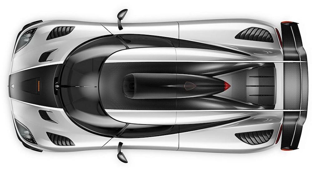 Ultra exclusivo Koenigsegg One:1, puesto a la venta por $6 millones