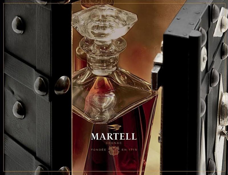 La Lujosa Caja Fuerte Martell Para Resguardar El Coñac Más Exquisito Del Mundo