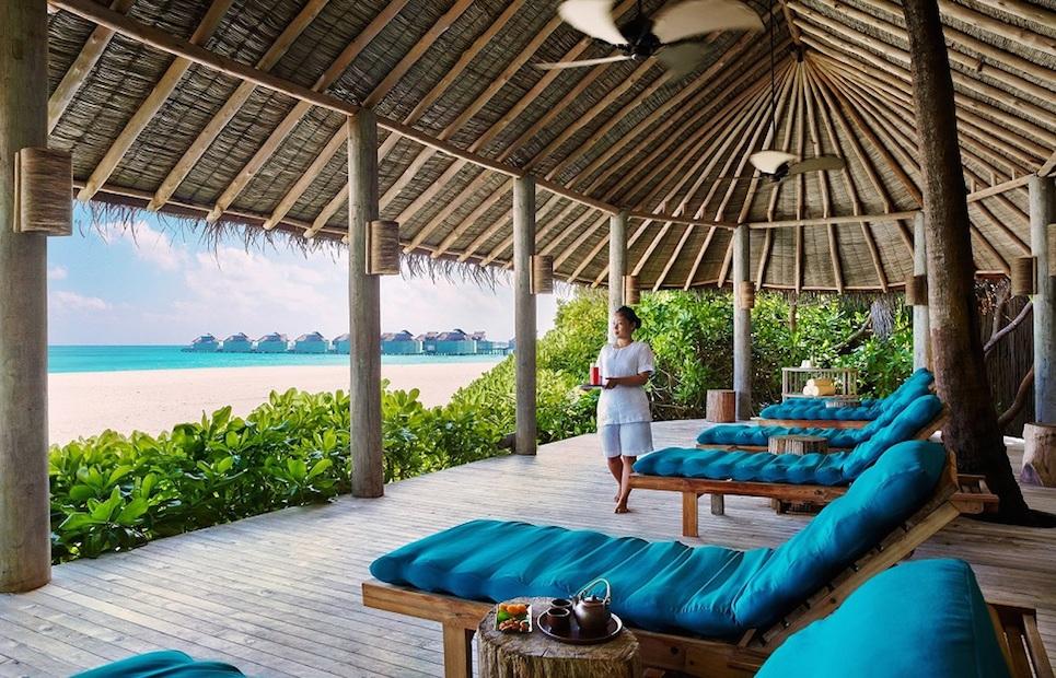 Six Senses Laamu En Las Islas Maldivas