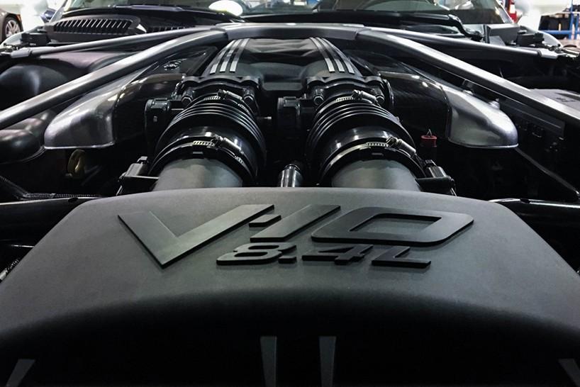 Henrik Fisker Presenta Su Más Nuevo Coche Deportivo: El VFL Automotive FORCE 1
