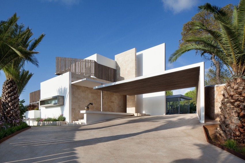 Fabulosa Villa de Playa en Ibiza, España