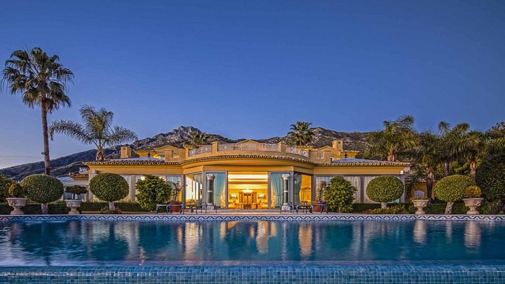 Esta hermosa villa española en Marbella, España se vendió por ?9.9 millones