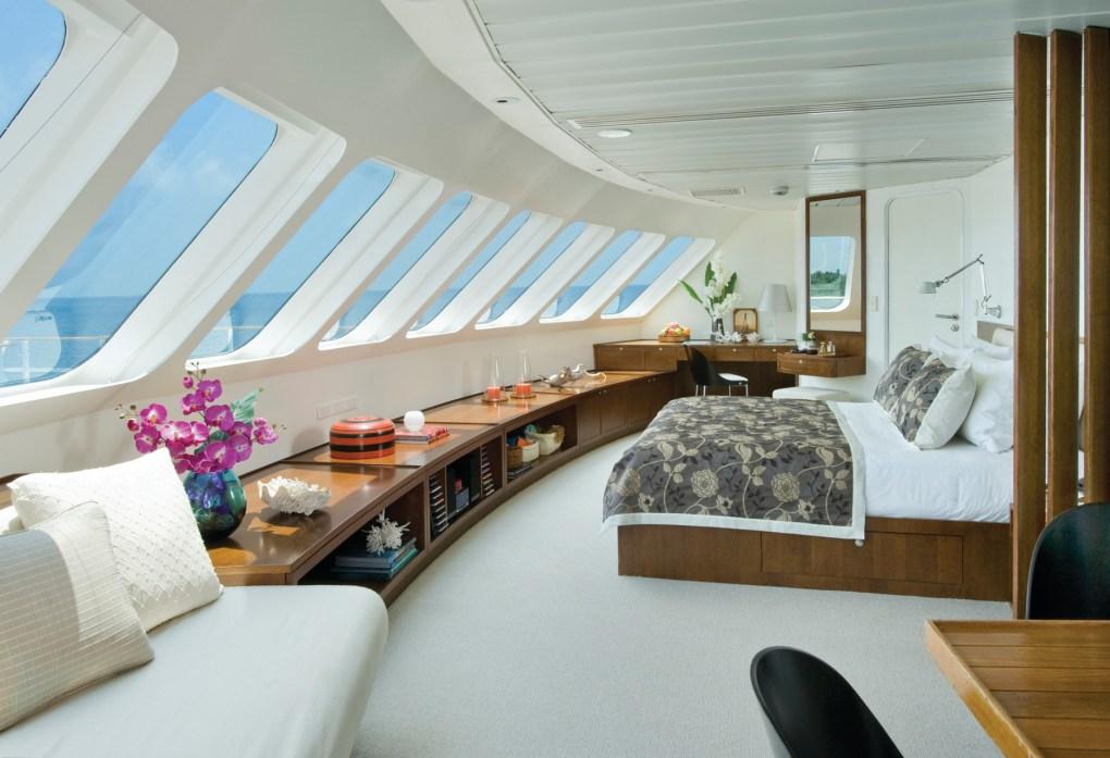 El Mega Yate Del Four Seasons Te Ofrece La Mejor Experiencia De Crucero En Las Maldivas