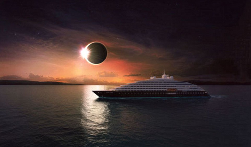 Scenic Eclipse: El primer crucero 6 estrellas del mundo para navegar hasta el Ártico y la Antártida