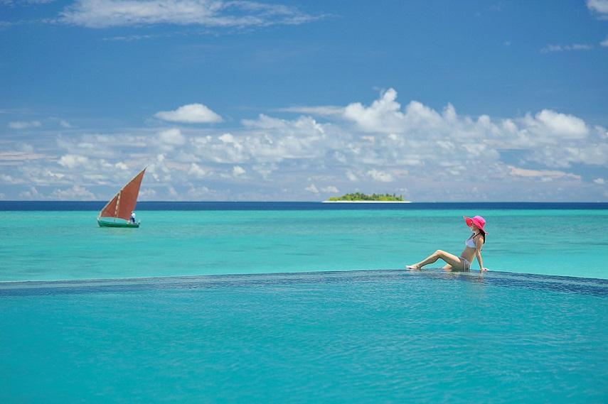 Ayada Maldives: Lujoso Resort En las Maldivas
