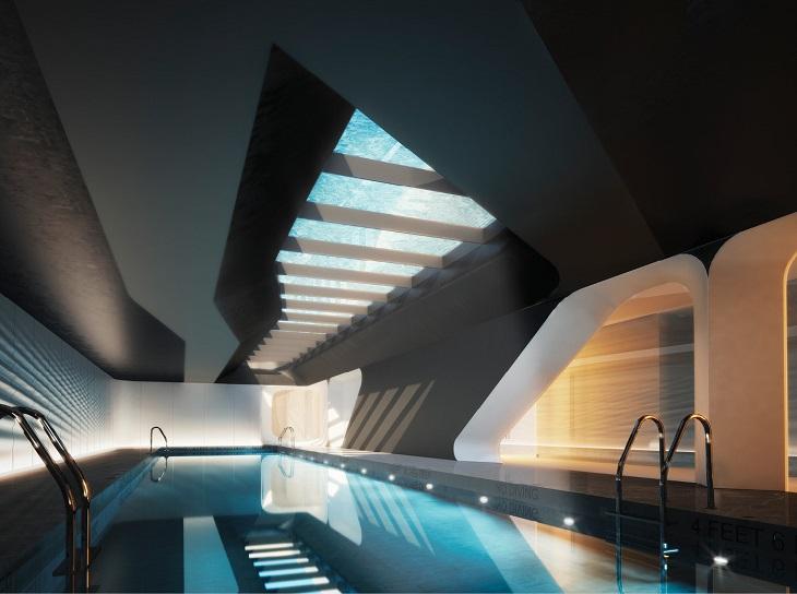 Primer Edificio Residencial De Zaha Hadid En La Ciudad de Nueva York
