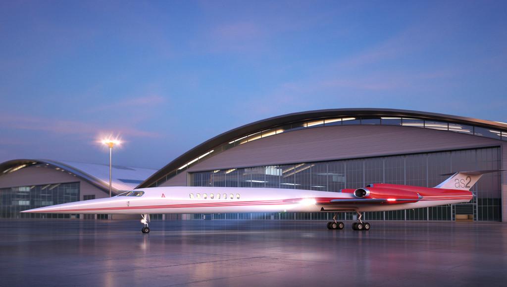 Aerion Recibe Los Primeros Pedidos De Su Avión Supersónico AS2 Que Cuesta $120 Millones