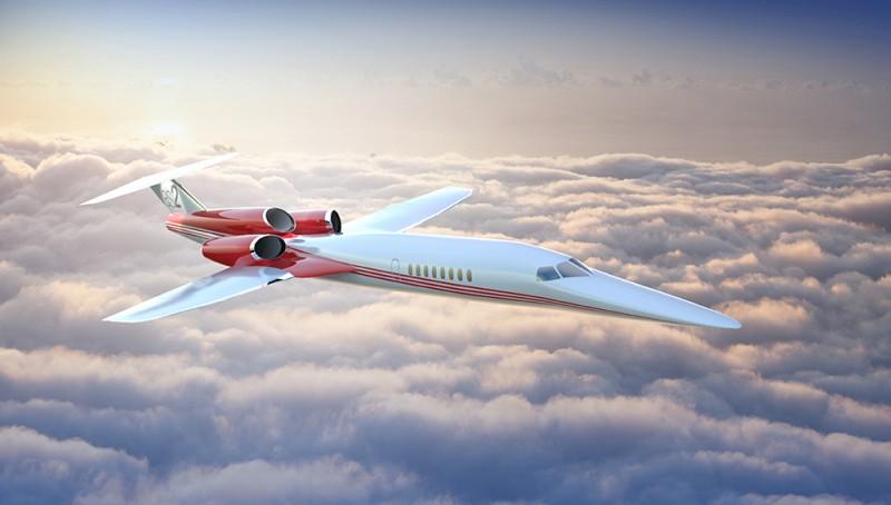 Los Primeros Pedidos De Su Avión Supersónico AS2 Que Cuesta $120 Millones