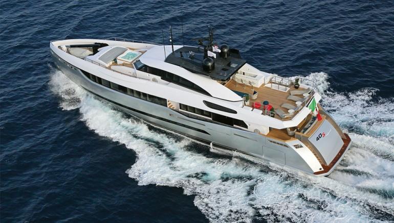 Los 10 Yates Más Increíbles Construidos En Italia