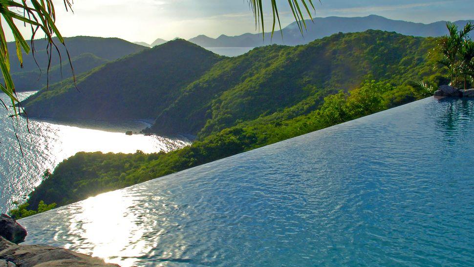 La Mejor Escapada Romántica Es En Peter Island Resort En Las Islas Vírgenes Británicas