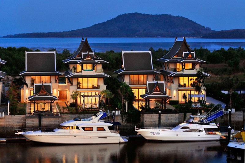 Atraca Tu Yate De Lujo En La Casa De Tus Sueños En Phuket, Tailandia