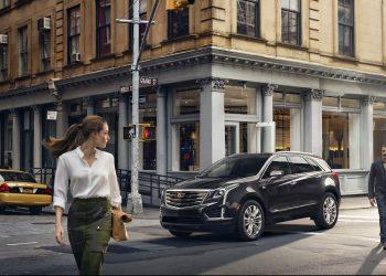 Con la nueva XT5 Crossover 2019, Cadillac continúa colocándose entre los primeros fabricantes de SUVs Premium de lujo