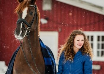 La mega increíble vida de Alexandra Andresen, una de las multimillonarias más joven del mundo