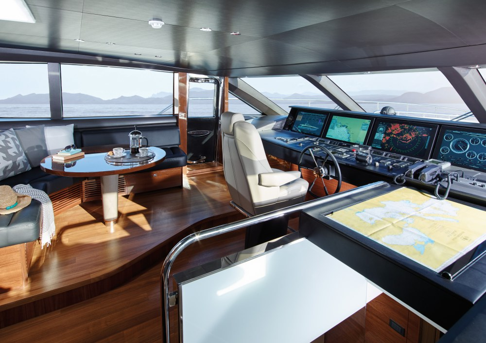 Espectacular Mega Yate De 35 Metros Por Princess Yachts