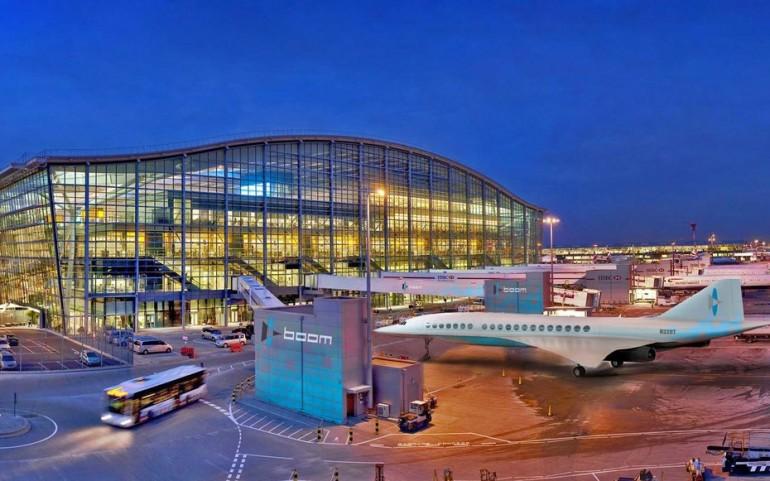 Virgin Group Invierte En Aviones De Pasajeros Supersónicos Que Volarán De Nueva York A Londres En 3.5 Horas