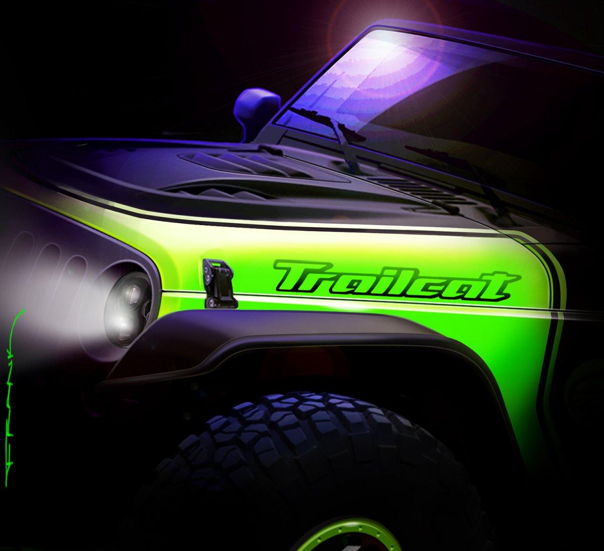 7 nuevos conceptos todoterrenos Jeep que te encantarán
