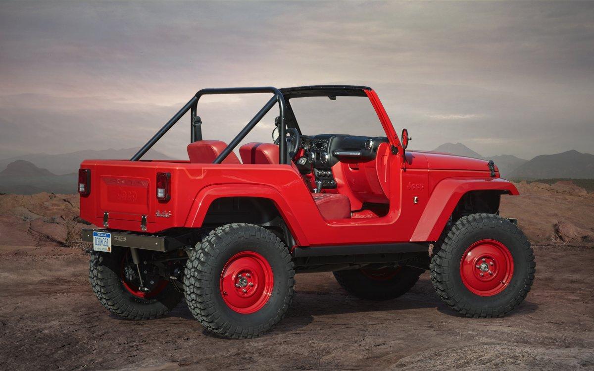 Jeep Shortcut CJ-5