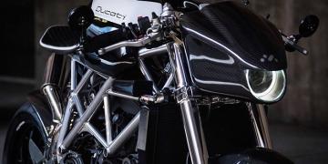 "Apogee Motorworks Presenta La Mejorada ""Ducati 848"""