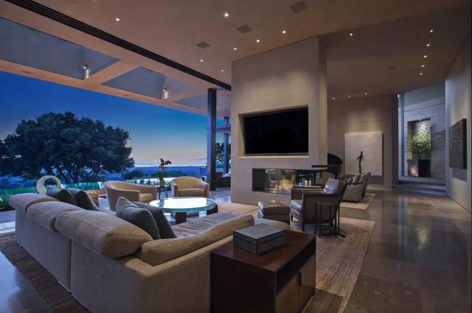 Este Es El Espectacular Airbnb De $10,000 La Noche Donde Se Alojan Justin Bieber Y Beyoncé Cuando Están En San Francisco