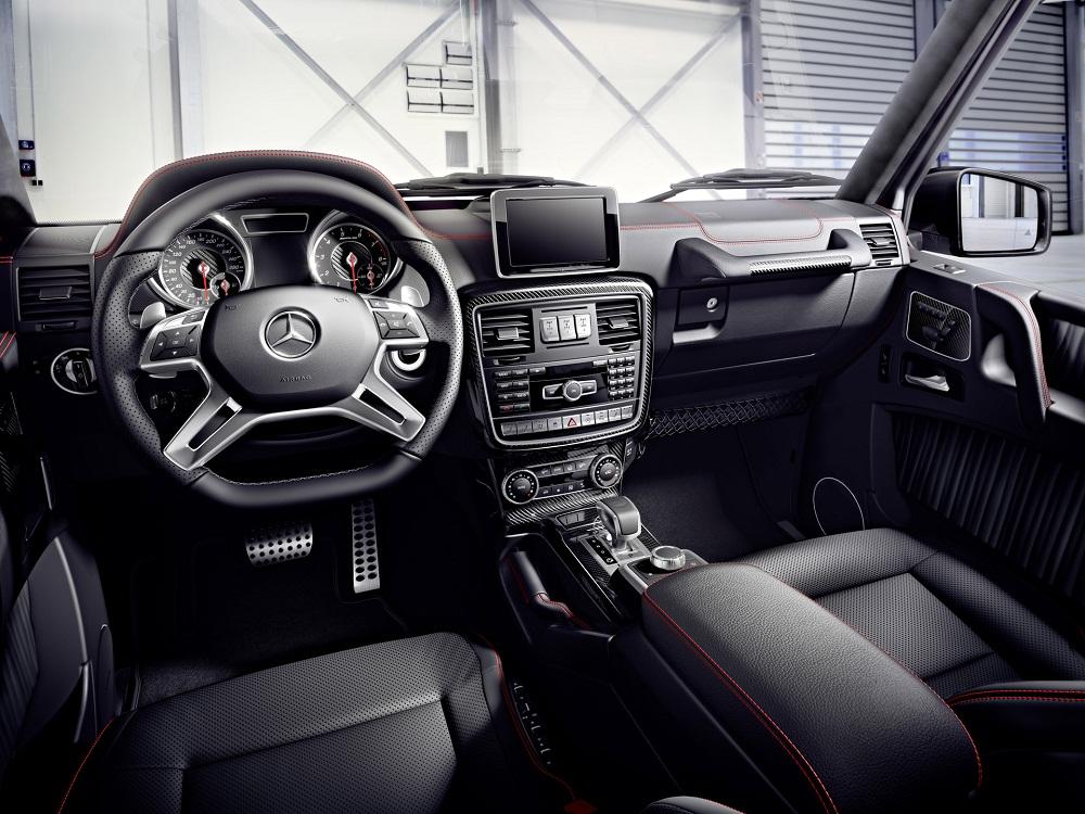 Los Poderosos Todoterrenos Mercedes-Benz Clase G Se Podrán Adquirir Desde $120,825