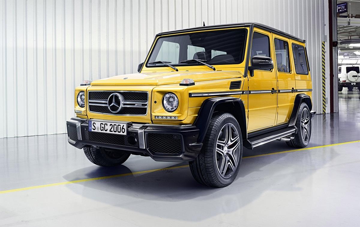 Los poderosos todoterreno Mercedes-Benz G Class se podrán adquirir ahora desde $120.825