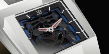 El Espectacular Reloj PF-Bugatti 390 Concept Por Parmigiani Fleurier