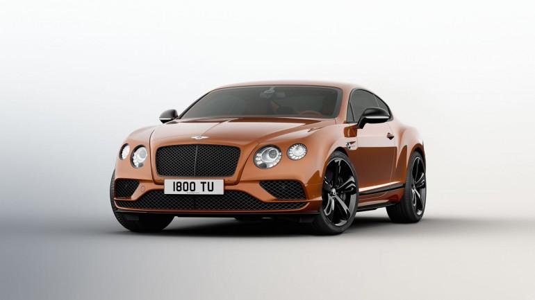 Continental GT Speed Black Edition: Quizás El Más Rápido & El Más Atractivo De Todos Los Bentleys