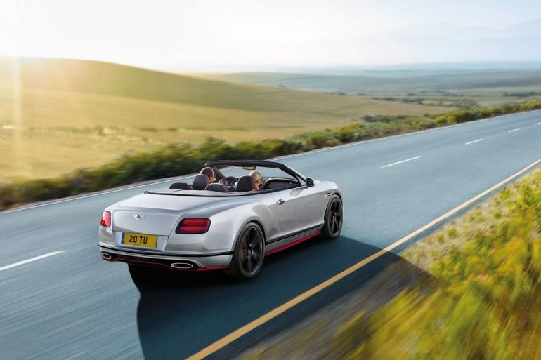 Continental GT Speed Black Edition: Quizás el más rápido y el más atractivo de todos los Bentleys