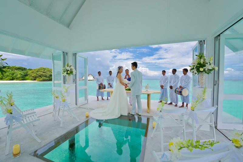 El destino más romántico para bodas en el planeta.
