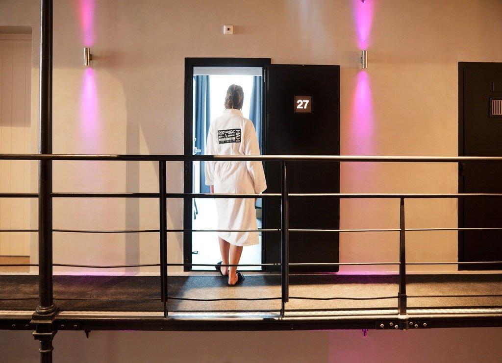 Het Arresthuis: Este lujoso hotel en Roermond, Holanda fue usado como prisión por 150 años