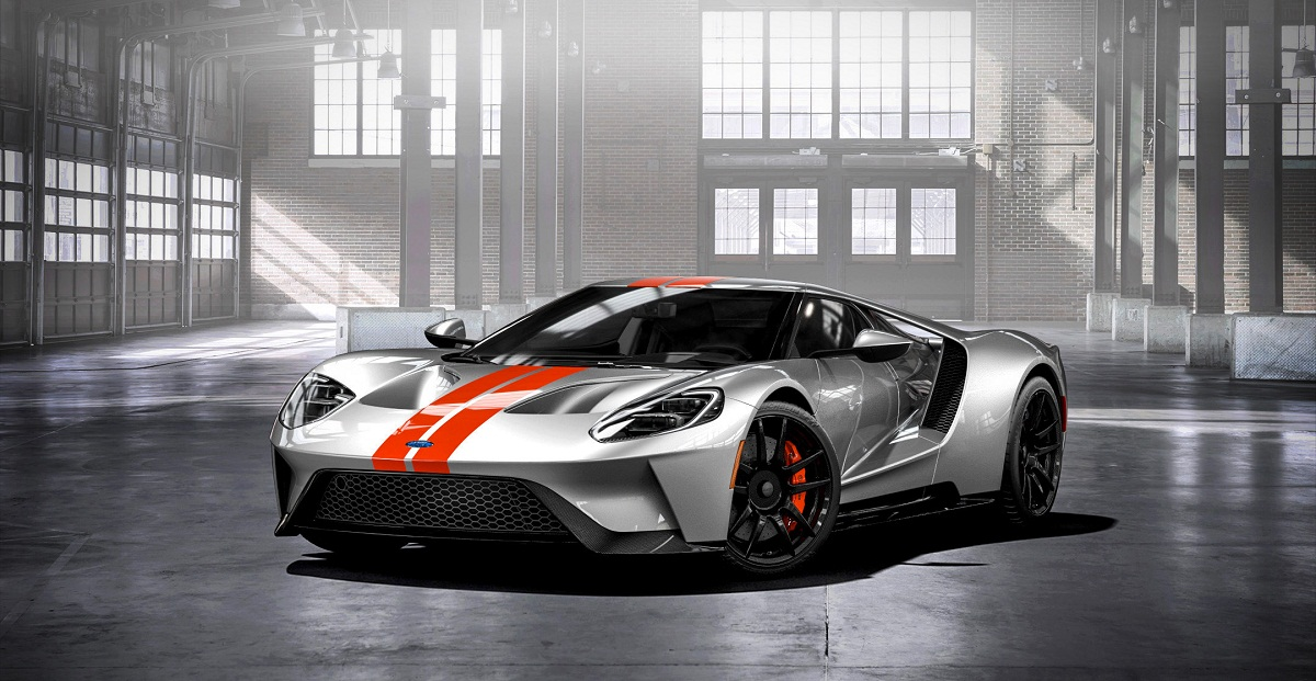 requisitos para comprar un Ford GT-1
