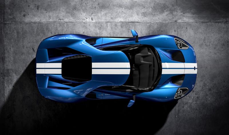 Así Será El Especial Proceso De Selección Para Elegir A Los Afortunados Compradores Del Nuevo Ford GT De $450,000