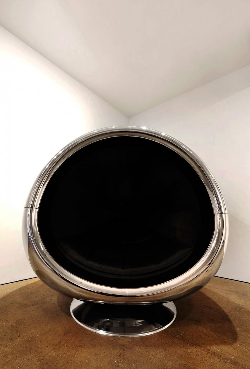 Increíble Silla Hecha De Un Motor de Un Being 737