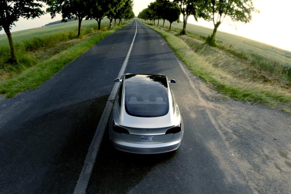 El Nuevo Tesla Model 3 Supera Todas Las Expectativas: Se Registraron 200,000 Pedidos En Las Primeras 24 Horas Desde Su Presentación