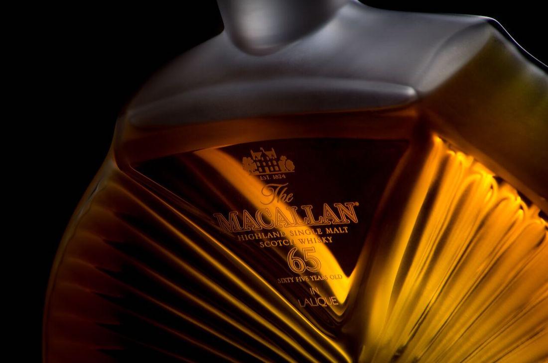 """Lalique Diseña Junto A 'The Macallan' El Decantador Exclusivo """"Espíritu Inigualable"""""""