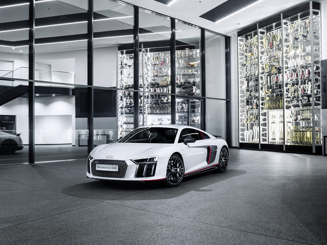 El Audi R8 Coupe V10 Plus Selection 24h Edition