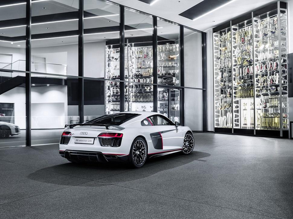 El Audi R8 Coupe V10 Plus Selection 24h Edition