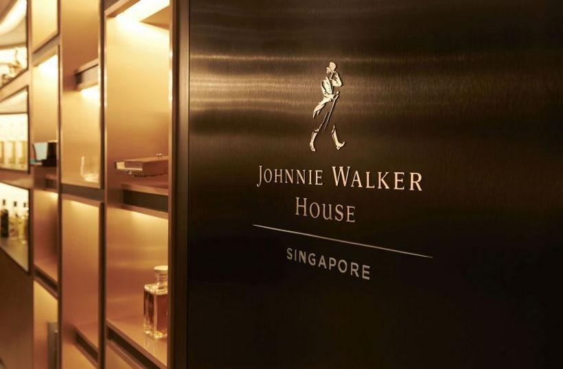 La Casa Johnnie Walker En Singapur Es Tan Exclusiva Que No Puedes Visitarla Sin Una Invitación Especial