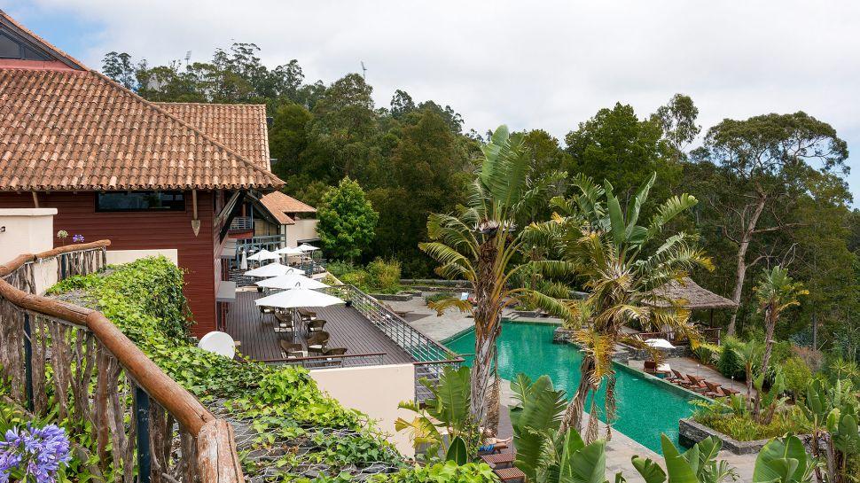 La Paradisíaca Isla de Madeira En Portugal Nos Sorprende Con El Encantador Choupana Hills Resort