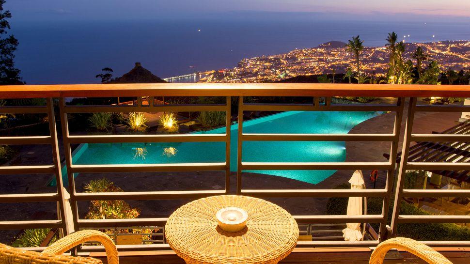 Portugal Nos Sorprende Con El Encantador Choupana Hills Resort