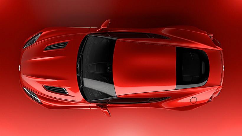 El Concepto Aston Martin Vanquish Zagato Te Hará Soñar