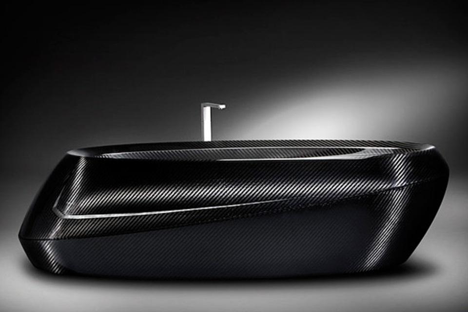 Corcel: Esta Bañera De Fibra De Carbono De $69,000 Está Hecha A Mano En Austria