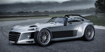 El Donkervoort D8 GTO-RS Es Un Coche Que No Tiene Comparación