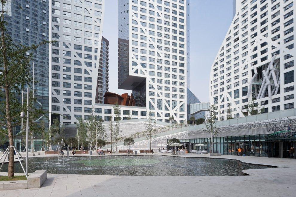 Los 20 Edificios Más Geniales Del Mundo Según Los Premios Architizer