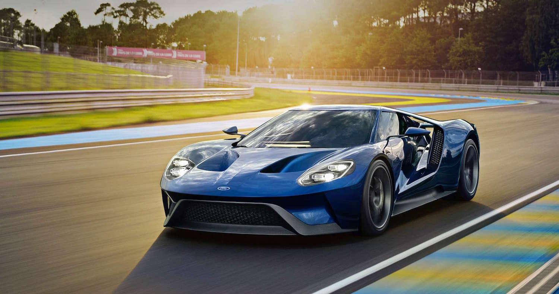 El Ford GT 2017 Se Agota En Tan Solo 30 Días ¡Pedidos Cerrados!