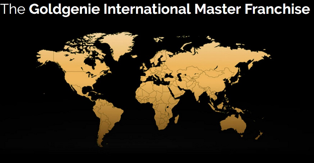Goldgenie International Master Franchise