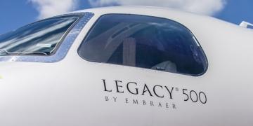 Embraer Vende 1.000 Jets Privados Modelo Legacy 500